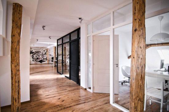 [新聞] 羅馬尼亞X3新辦公室設計