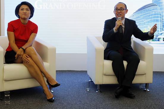 [新聞] SOHO中國認為共享辦公空間前景廣闊