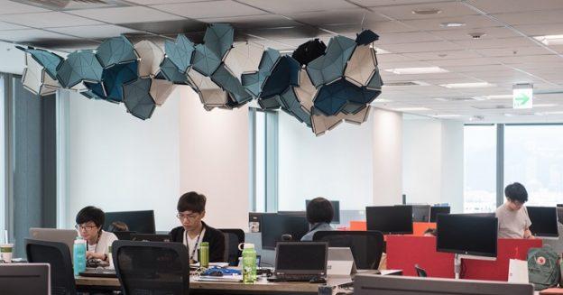 [新聞] 台灣微軟新辦公室直擊:夜市納入設計環境、員工沒固定座位