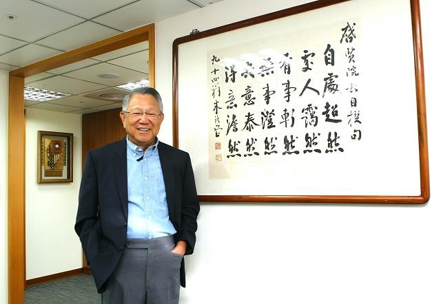 [新聞] 【回首來時路】刻意低調 詹啟賢辦公室只放書畫、家人照片