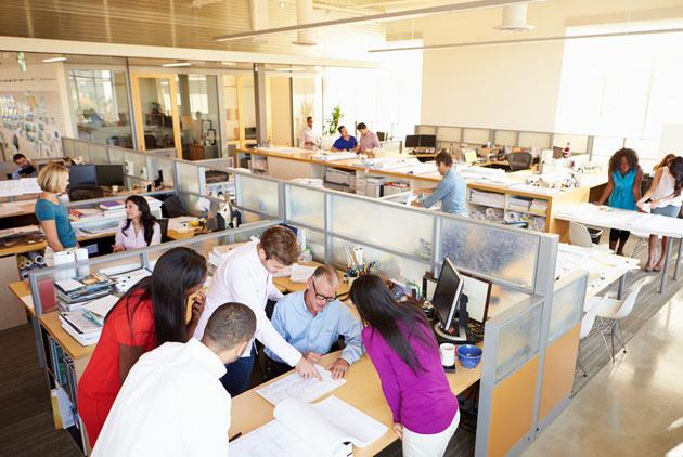 [新聞] 辦公室座位安排 對你影響真的很大!